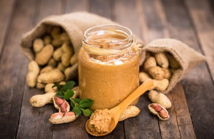 Consumption of Peanuts and Peanut Butter Delivers Cognitive Benefits and Reduces Stress in Young Adults