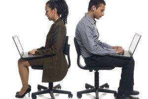 Sitting-Work