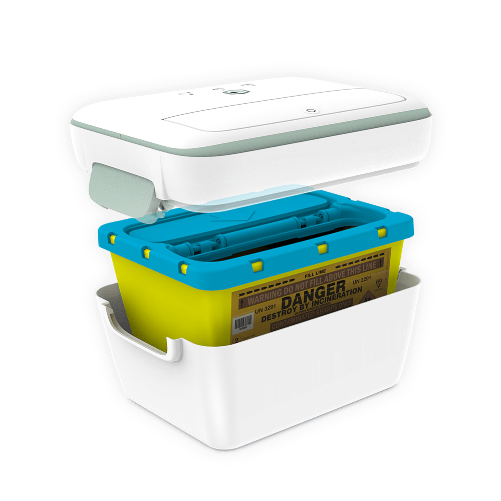Safe, Discrete and Sustainable Disposal of Medical Waste