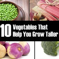 Vegetables That Help You Grow Taller