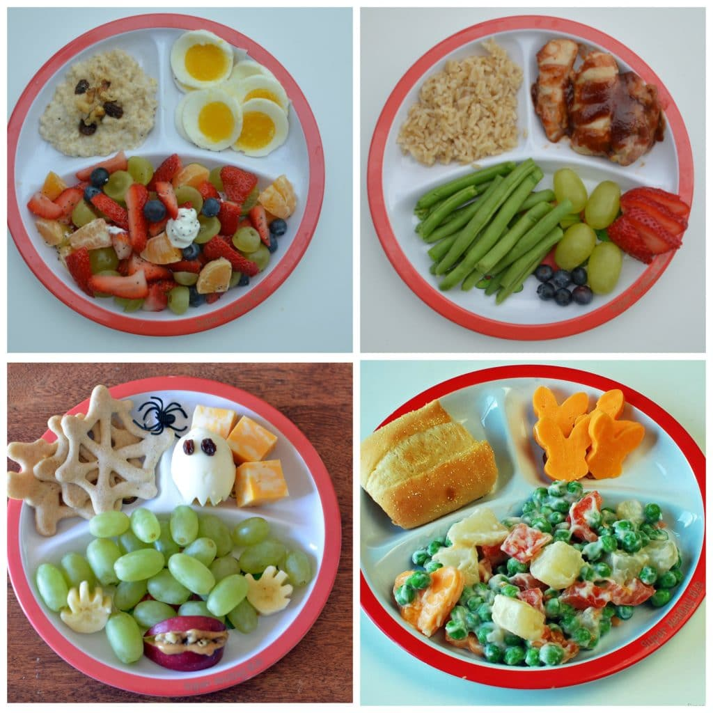 4 Portion Control Plates That Get Results