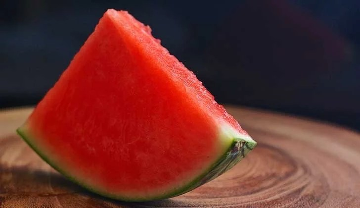 Health benefits of watermelon rind