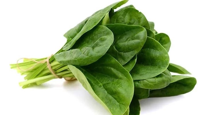 Discover the 20 shocking health benefits of spinach.