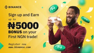 Earn with binance