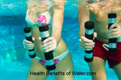 Underwater Exercising