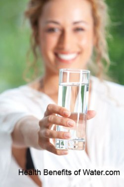 Drinking Clean Water for health and beauty