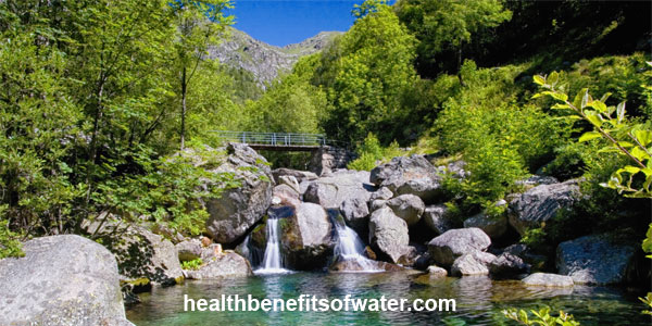 Mineral Water Benefits - The Healing Spring Water