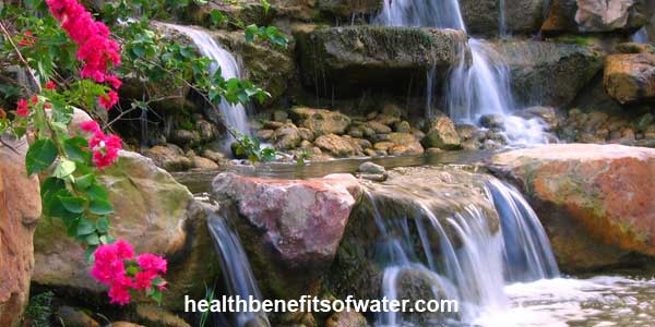 Water Features Benefits