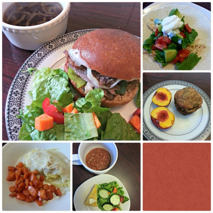 Weekly Menus from That's What I Eat