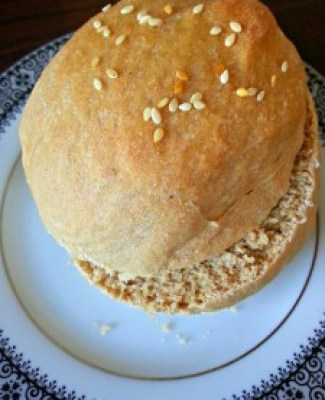 Whole-wheat-hamburger-buns 3