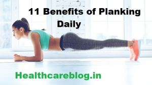 Benefits Of Planking