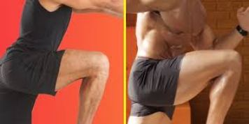 Lunges Workout results
