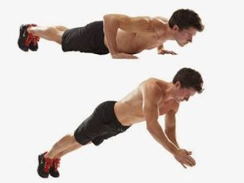 Clap Push Ups - Different Types Of Push Ups