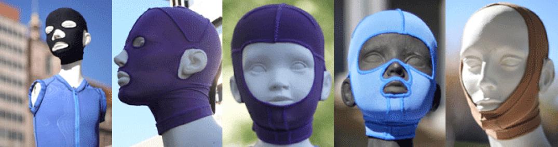 presuure garments Head And Neck