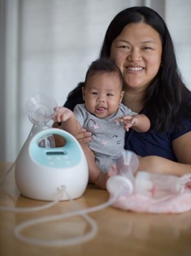 Spectra Baby S1 Plus Electric Breast Pump in the USA