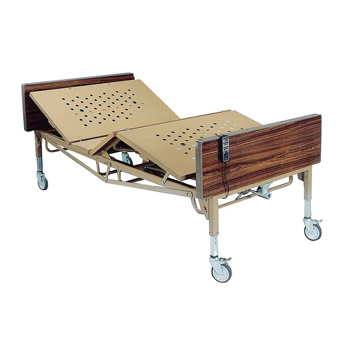 ProBasics 42-Inch Full Electric Bed Bariatric Bed with Bariatric Foam Mattress - 42-Inch Wide in Michigan USA