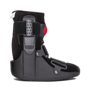 A walking boot is a type of medical shoe used to protect the foot and ankle after an injury or surgery in Michigan USA
