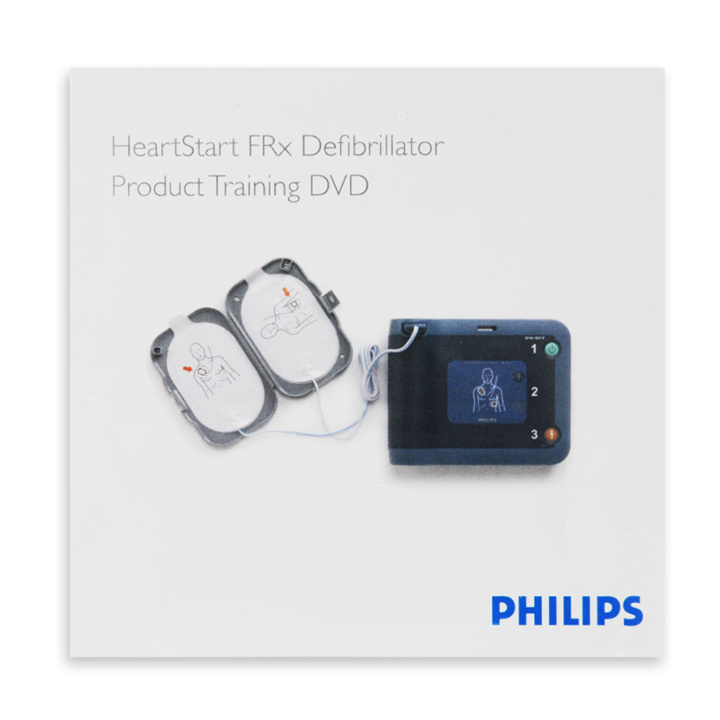 Philips FRx Product Training DVD - 989803139341 in Michigan USA