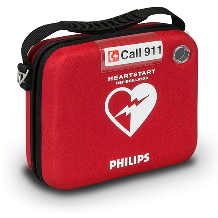 The Philips HeartStart OnSite Standard Carrying Case - M5075A in Michigan USA