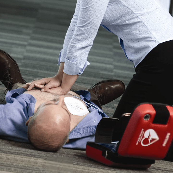 Philips HeartStart FRx AED For Sale Available in Michigan USA