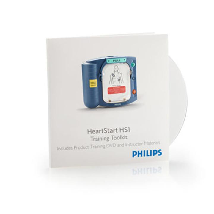 Philips HeartStart OnSite AED Training DVD Toolkit M5066-89100 in Michigan USA