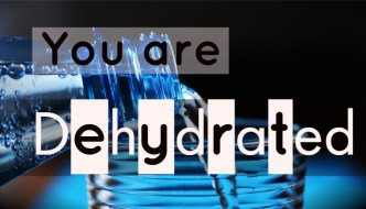Dehydration is ruining your health and you don't even know it