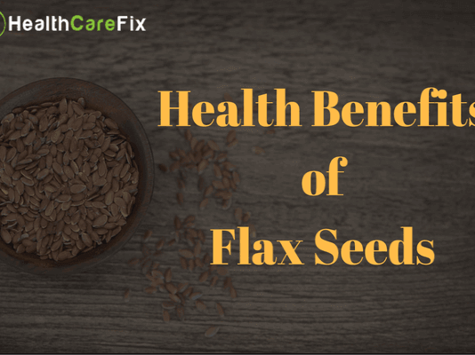 Health Benefits of Flax Seeds
