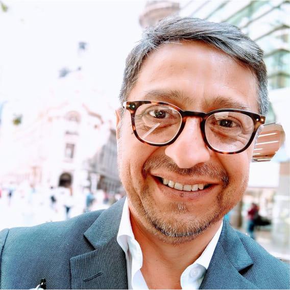 BORIS CARÍKËO AGUILERA, Ph.D