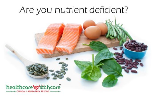 Common Nutritional Deficiencies