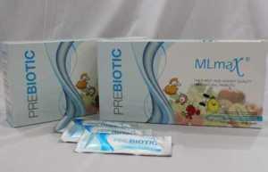 MLMax Prebiotics