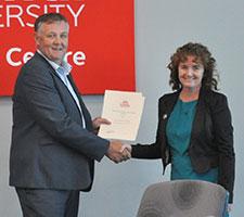 Prof Sonya Marshall-Gradisnik, Menzies Health Institute Queensland