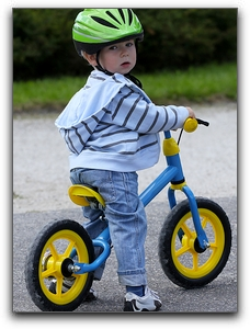 Easy First Bike For SW Florida Kids