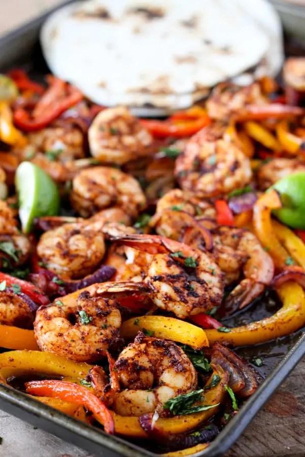 El Paso Health Shrimp Recipe