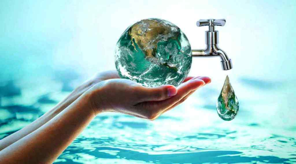 Protecting water is a way of protecting our own life