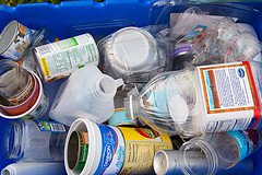 Plastics in our food supply