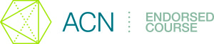 ACN Endorsed Course Logo Horizontal