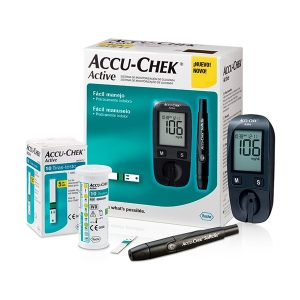 Accu Check Active blood glucose Monitor