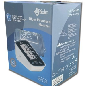 uright digital blood pressure monitor