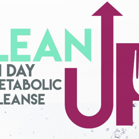 Clean UP Metabolic Cleanse