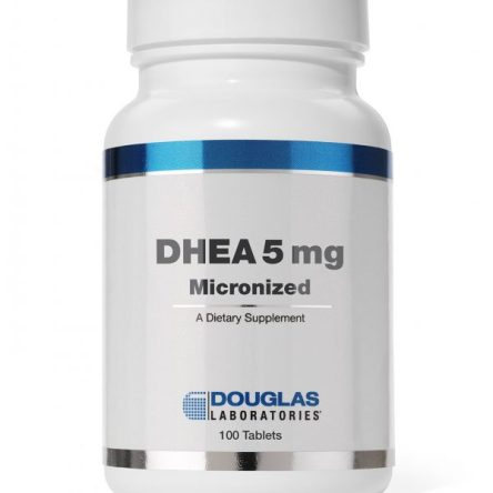 DHEA 5 mg Micronized (100ct)