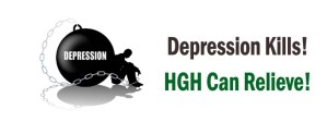 depression hgh relieves