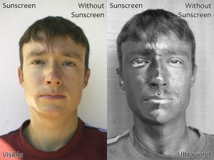 sunscreen effects
