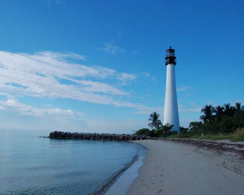Cape Florida State Park Key Biscayne Florida