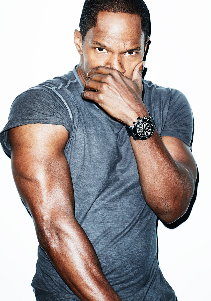 Jamie Foxx Diet Food