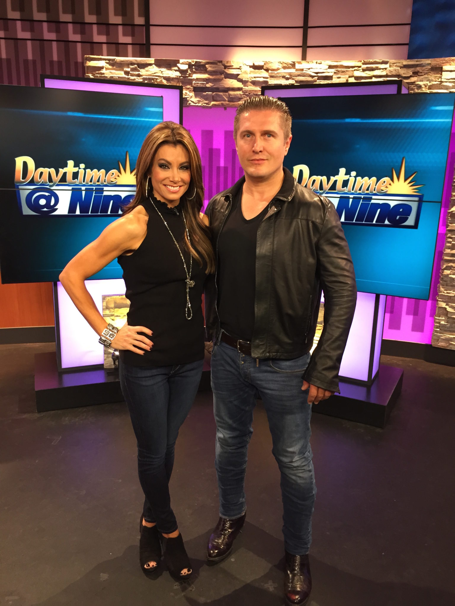 Samir Becic On Fox San Antonio With Kimberly Crawford