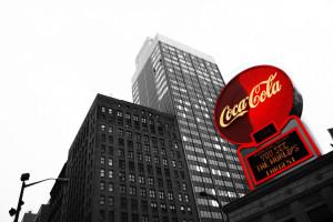 Coca Cola Building Atlanta