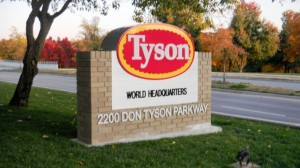 Tyson Foods Headquarters