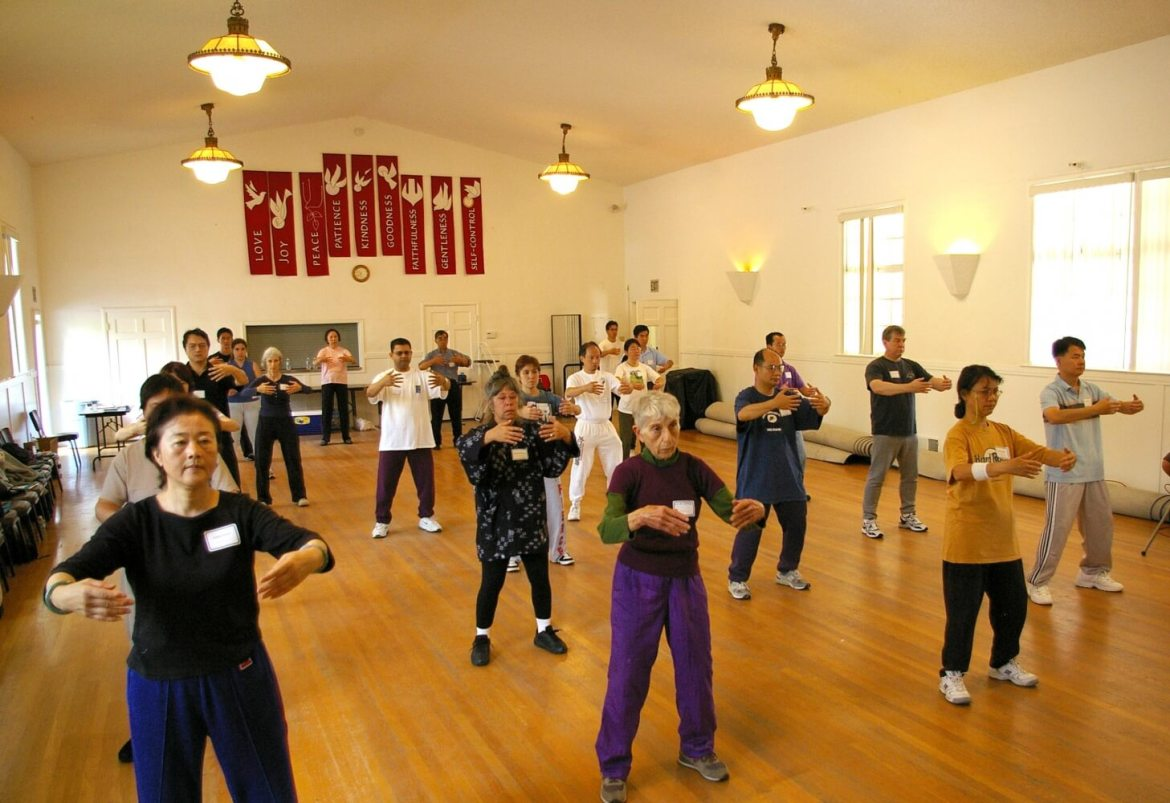 Tai Chi Senior Center