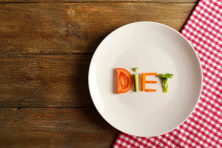 Danish diet salad
