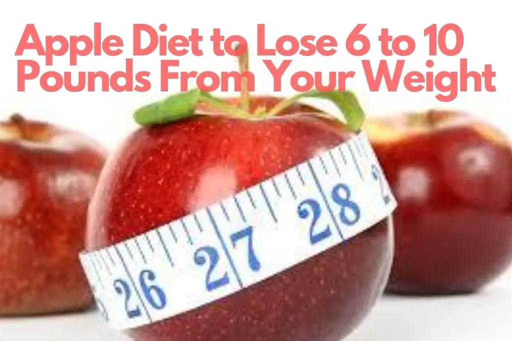 apple diet to lose weight 5